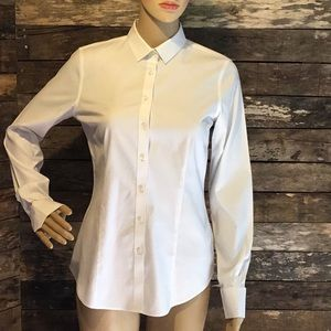 Brooks Brothers Tailored Fit Button Down Top